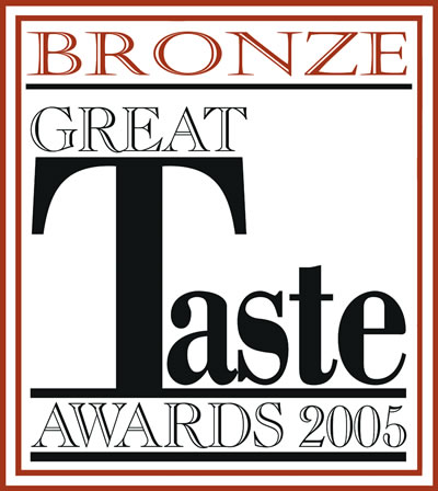 bronze great taste awards winner