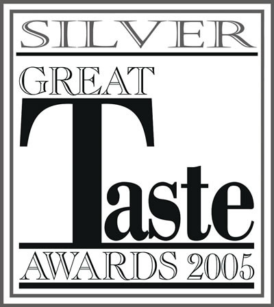 silver great taste awards winner