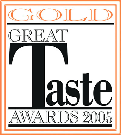 great taste awards gold winner