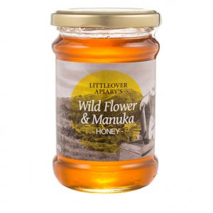 wildflower with manuka honey