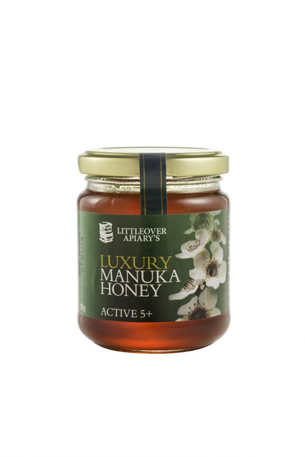 manuka honey active 5+
