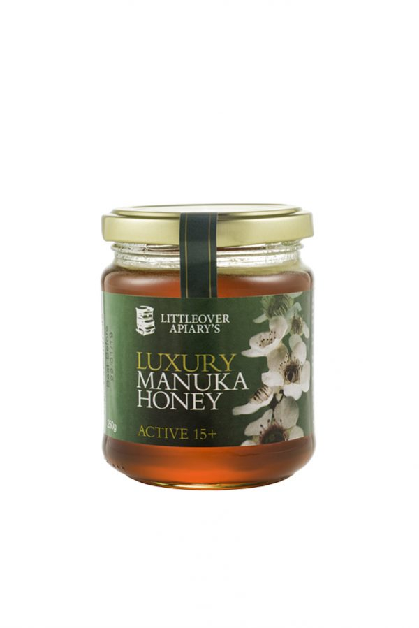 manuka honey active 15+