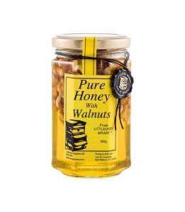 Pure Honey with Walnuts