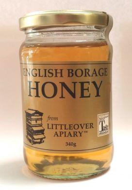 English Borage Honey 1 x 340g
