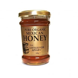 organic mexican honey