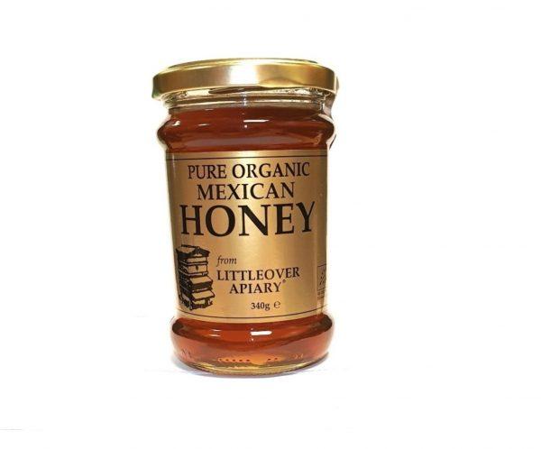 organic mexican honey