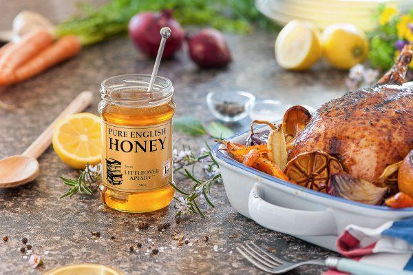 Chicken HONEY and Lemon Thyme Rub Recipe